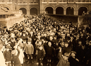 Children's Party, Dublin, 1920s