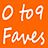 the 0 to 9 Faves (Post 1, Comment AND Fave 2) (READ THE RULES!) group icon