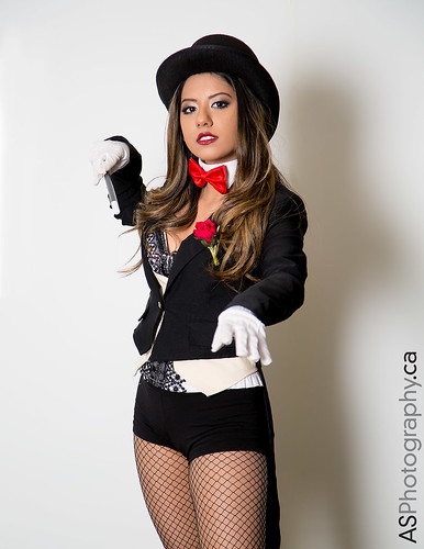 Zatanna by Sassmira Cosplay at March Toronto Comic Con 2014 by andreas_schneider