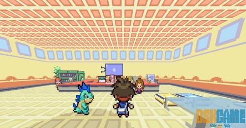Centro Pokemon 3D