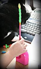 Day 9 - My child's Creative Juices