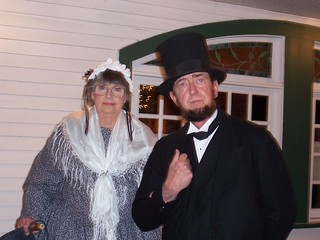 Mom & Dad as Lincoln