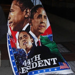 Obama Towel - Washington DC, USA