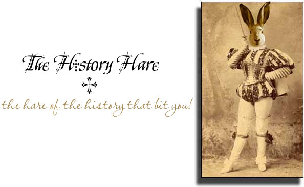 The history h a r e for Portent meaning in english