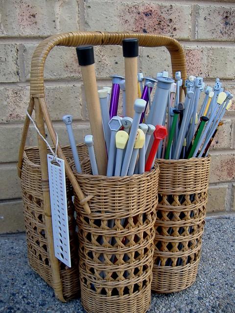 Knitting Needle Storage Ideas : Knitting needle storage ideas how do you store yours