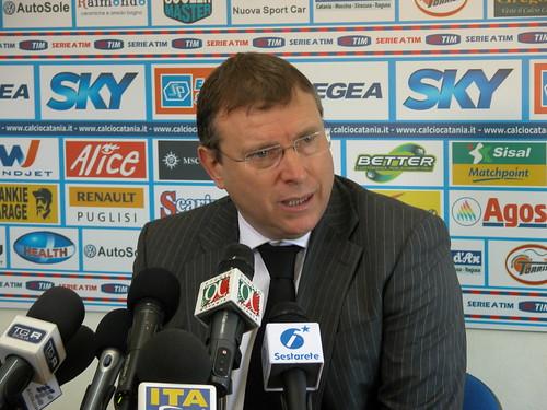 ACR Messina, Lo Monaco minaccia l'addio$