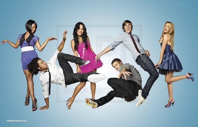 High School Musical 3 (cast)
