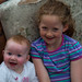 Small photo of Lucia and Aine
