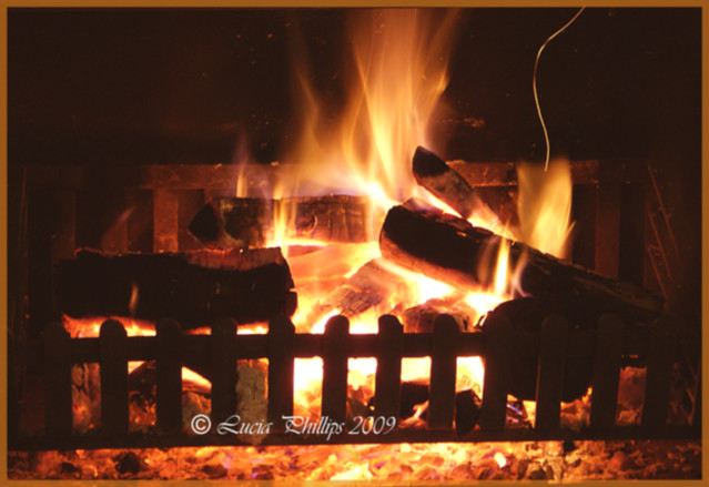 A Warm Cosy Fireplace Flickr Photo Sharing