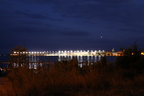 water canon lights maryland severn marsh annapolis navalacademy eos50d patrickarmstrong