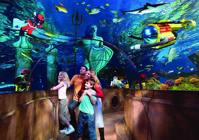 Sea Life Aquarium At Legoland California For More