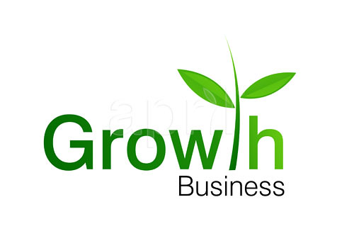 Growth Business logo | Flickr - Photo Sharing!
