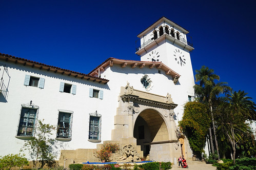 Celebrity Estates in Santa Barbara