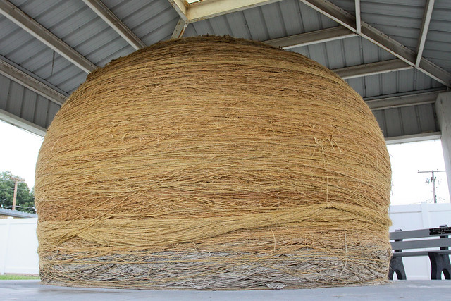 World's Largest Ball of Twine!