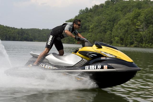 Yamaha Waverunner Jet Ski Vs Sport Length