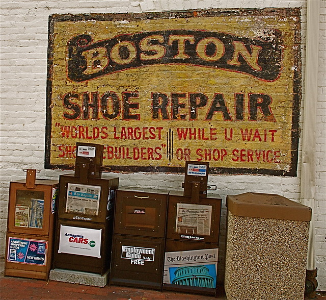 Shoe Repair Annapolis