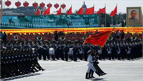The People's Republic of China celebrates its 60th anniversary since the Revolution of 1949 that brought the Communist Party to power. by Pan-African News Wire File Photos