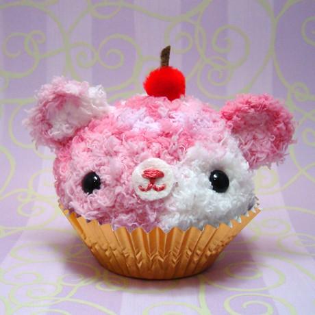 Amigurumi Berry Swirl Cupcake bear Flickr - Photo Sharing!