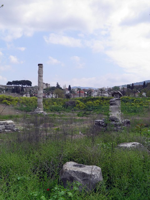 Temple of Artemis, Ephesus, Turkey