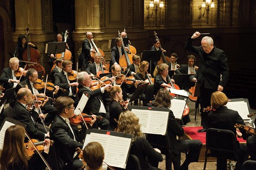 Vancouver Symphony Orchestra with Bramwell Tovey