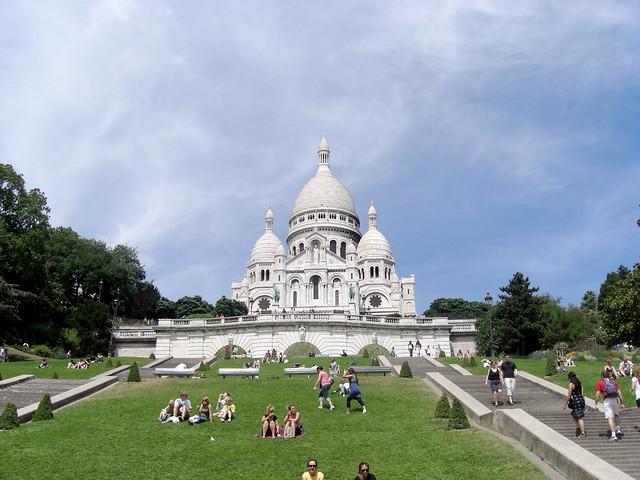 Paris: Sacré-Coeur