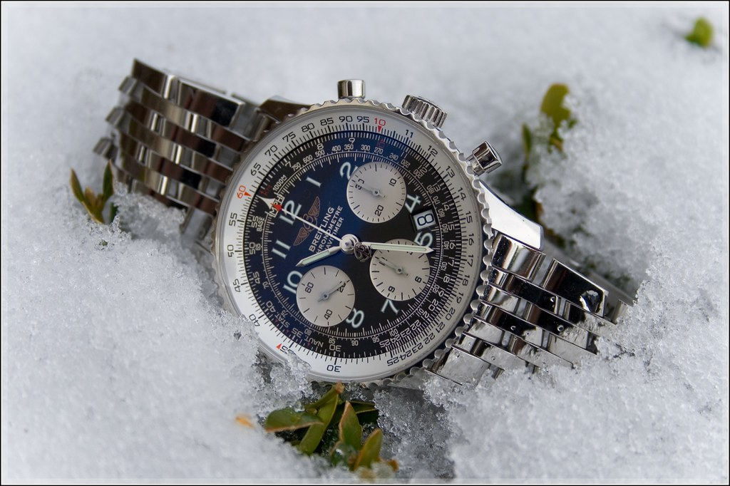 Breitling Navitimer by BeastmasterNo2