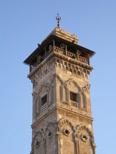 Minarete de la Gran Mezquita