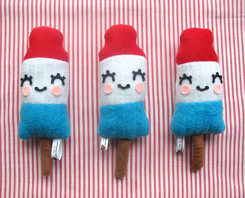 Miss Rocket Pops!