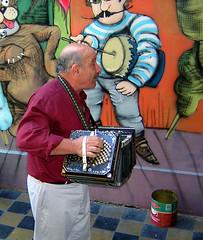 Buenos Aires flea market