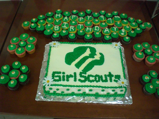 Cake Ideas For Girl Scouts : photo