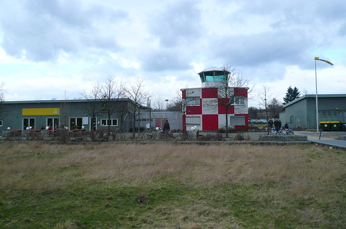 Flugplatz Bonames 2009
