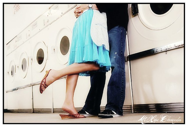 Love at the Laundromat
