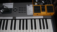 synthesizer(0.0), nord electro(0.0), yamaha sy77(0.0), player piano(0.0), string instrument(0.0), piano(1.0), musical keyboard(1.0), keyboard(1.0), electronic musical instrument(1.0), electronic keyboard(1.0), music workstation(1.0), electric piano(1.0), digital piano(1.0), electronic instrument(1.0),