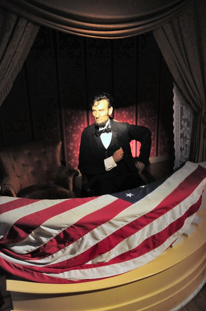 Chasing Lincoln's Killer - a gallery on Flickr Abraham Lincoln Assassination John Wilkes Booth