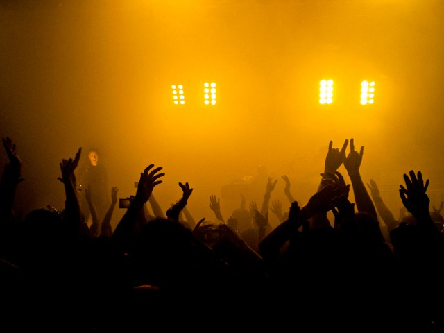 Music / Concert 2 - a gallery on Flickr Hands In The Air Rock Concert