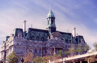 Montréal City Hall/Hôtel de Ville