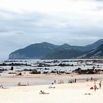 Playa de Tregandin en Noja (Cantabria)