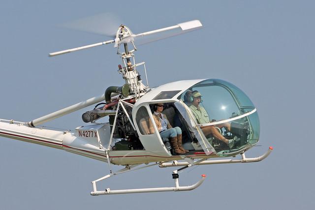 HILLER UH-12E (N4277X) | Flickr - Photo Sharing!