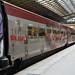 The Train - Graffiti meets Thalys ©urbanartcore.eu