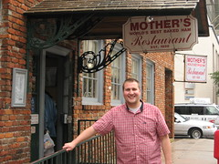 Mother's Restaurant, New Orleans, Louisiana for Some Po'Boys