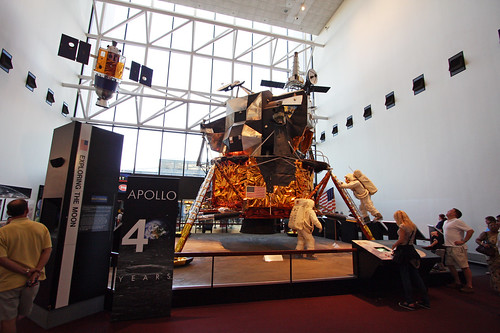National Air and Space Museum : Day 1 #027