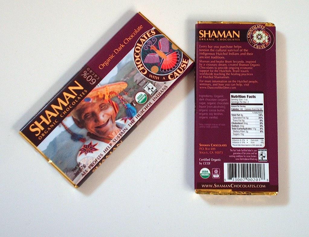 Shaman Chocolates