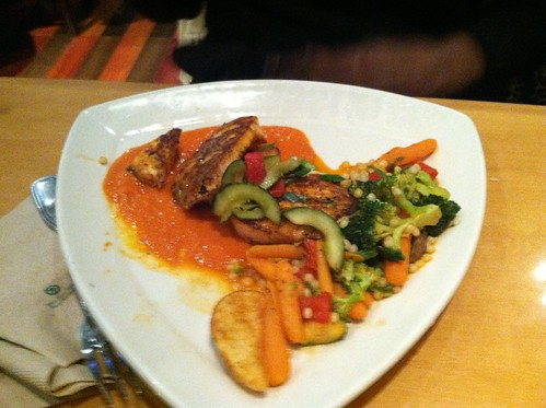 Salmon at BJ's