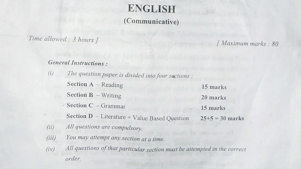 Cbse class 10 sa2 question paper english aglasem schools cbse 2013 2014 class 10 sa1 question paper english malvernweather Image collections