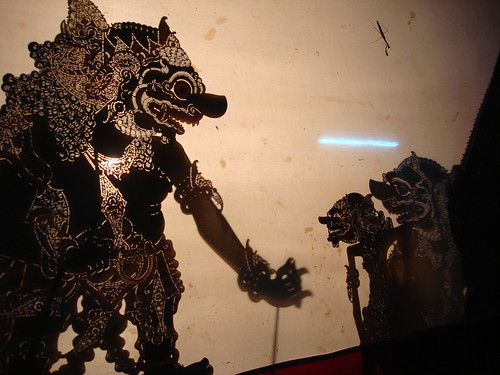 The giant of wayang .....