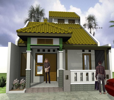 Desain Arsitektur Rumah on Arsitek Rumah Dengan Desain Rumah Mungil   Flickr   Photo Sharing