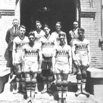 Twin Bridges High School Basketball Team (Ca: 1920