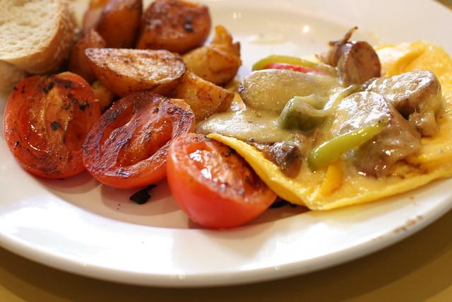 spanish torta breakfast | Flickr - Photo Sharing!