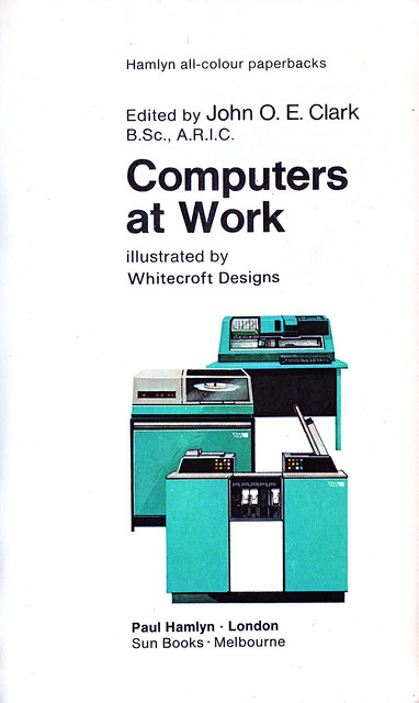 computers at work inside front cover
