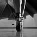 ballet - black and white by sergimn
